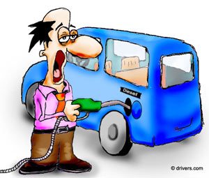 How Much Petrol Can I Put In A Diesel Car