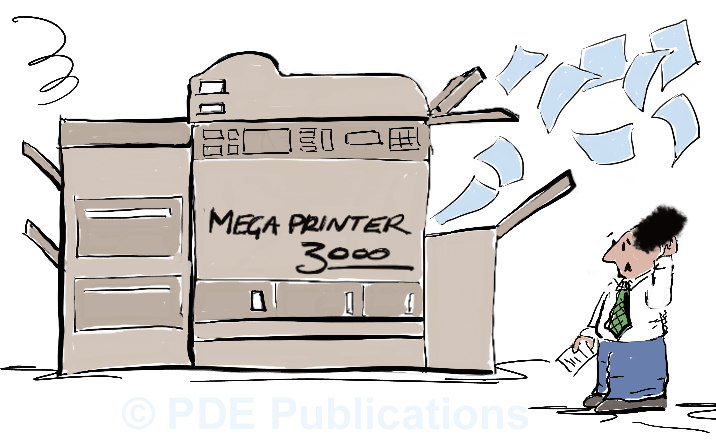 buying a new printer