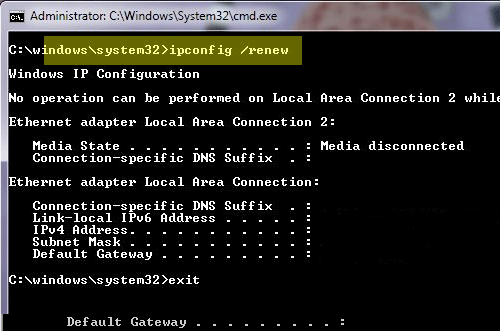Wireless Network Connection Doesn T Have A Valid Ip Configuration >> WiFi doesn't have a valid IP configuration : Windows 10 error | Drivers.com