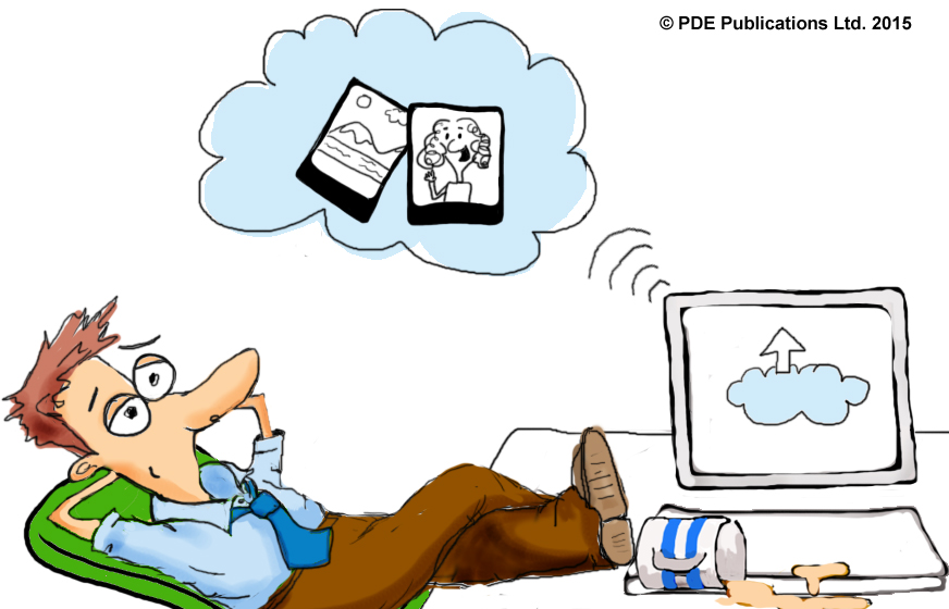 why cloud computing