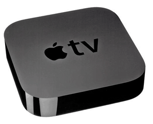 apple tv ipad