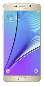 samsung note 5 screen size
