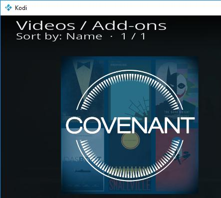 covenant add-on