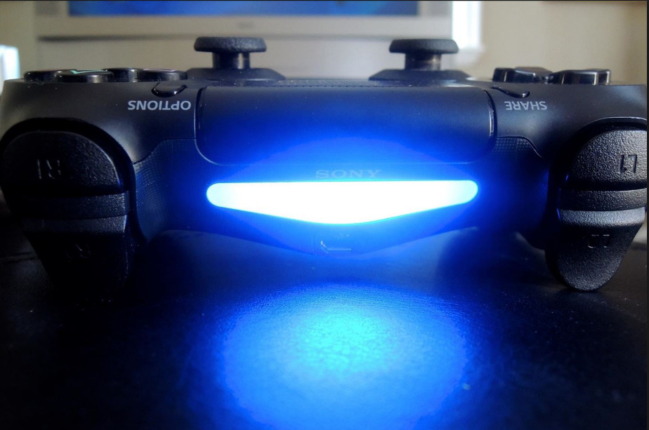 ps4-controller-flashing-white-light | Drivers com