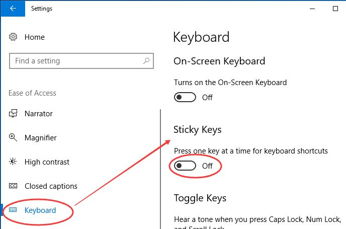 spacebar-not-working-issue-in-windows-10 | Drivers.com