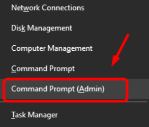 how to run check disk from command prompt