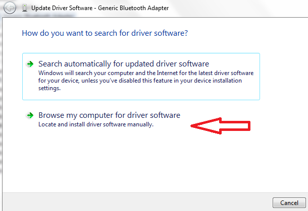 update-driver-software