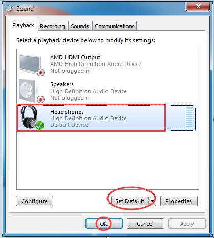 Win 7 Kein Sound