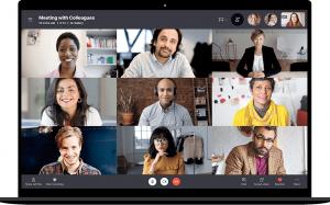 skype videoconferencing software